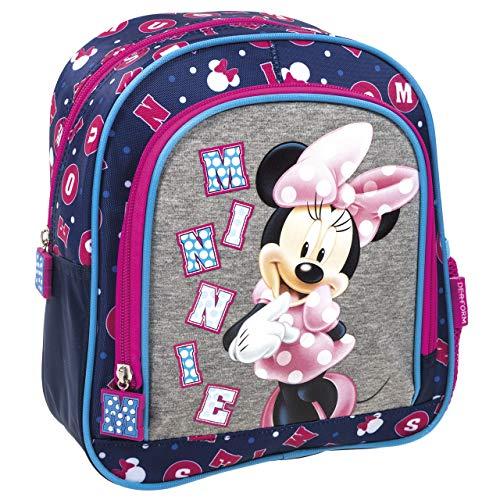 Disney - Zaino per bambini, motivo: Minnie, misura piccola