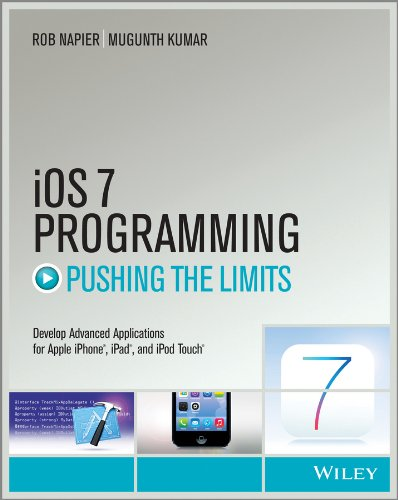 iOS 7 Programming Pushing the Limits: Develop Advance Applications for Apple iPhone, iPad, and iPod - 7 Kindle-app Für Windows