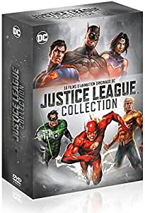 Justice League Collection - Coffret DVD