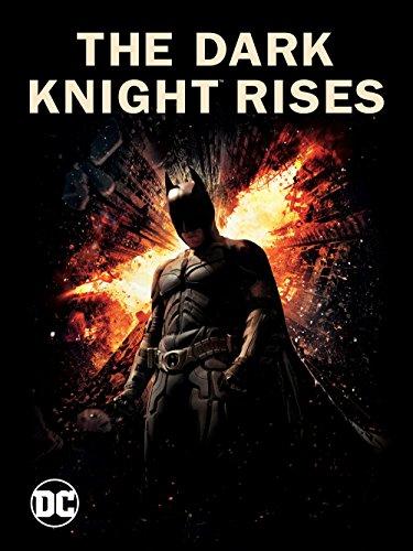 The Dark Knight Rises (Mit Capes Superhelden)