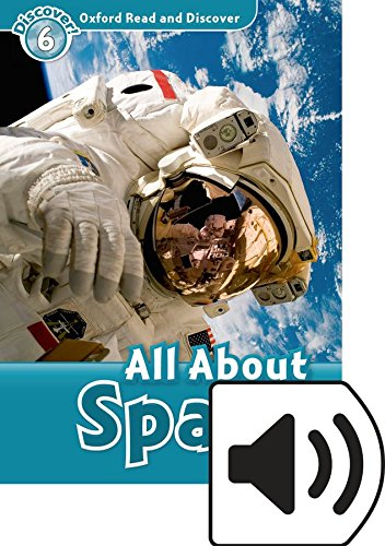 Oxford Read and Discover 6. All About Space MP3 Pack