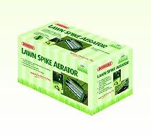 Bosmere Products Ltd - Rouleau à Piques aérateur de pelouse - n650