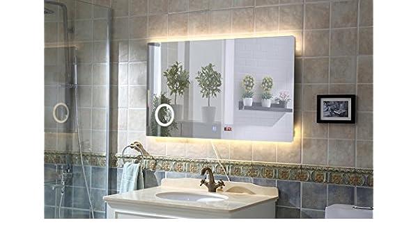 Lichtspiegel 60x80 Cm Badausstattung Unbekannt Sbc Bad