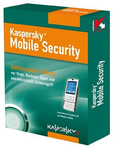 Kaspersky Mobile Security 8.0 (Mini-Box) - Windows Mobile 6.1 Für Pocket Pc