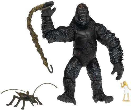 King Kong The 8th Wonder of the World Action Figure Gripping Kong by Universal -