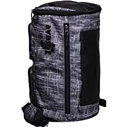 F Gear Xtreme Polyester 50 Ltrs Grey Travel Duffle (2549)