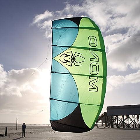 Spiderkites Mono 2.0 Lenkmatte (Anfänger Single Line Kite)