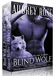 Blind Wolf: The Complete 4 Book Paranormal Shifter Romance Boxed Set (English Edition)