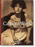 Bu-Stieglitz. Camera Work -Italien, Espagnol, Portugais