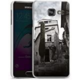 Samsung Galaxy A3 (2016) Housse Étui Protection Coque Ruine Photographie Village