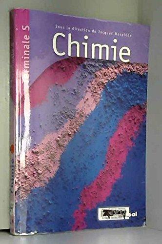 Chimie term s