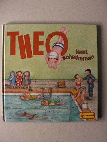 Theo lernt schwimmen