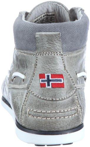 Helly Hansen IVAR MID/PEACOAT 10040163.23Y Herren Halbschuhe Grau (Gray Violet)
