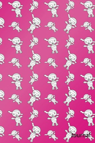 Journal: Pink mummy notebook
