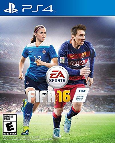 Electronic Arts FIFA 16 PS4 – Juego (PlayStation 4, Deportes, EA Sports, 22/09/2015, En línea, ENG, ESP) 51xvqYOzb0L
