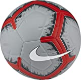 Nike Strike - Pallone da Calcio, Unisex, SC3310, Pure Platinum/Wolf Grey/White, 5