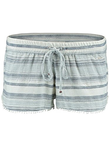 O'NEILL Damen Shorts blau/weiß