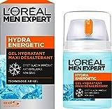 L'Oréal Men Expert Gel Hydratant Maxi Désaltérant Hydra Energetic Visage Homme 50 ml...