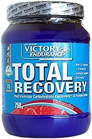 Victory Endurance Total Recovery. Maximiza la recuperación después del entrenamiento. Enriquecido con electrol