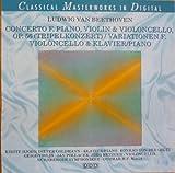 Classical Masterworks in Digital,Concerto f. Voline, Violoncello & Piano Op.56, C-Dur, Variationen f. Violoncello & Klavier/Piano
