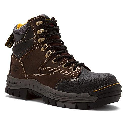 Dr. Martens , Herren Sneaker Gaucho+Dark Brown