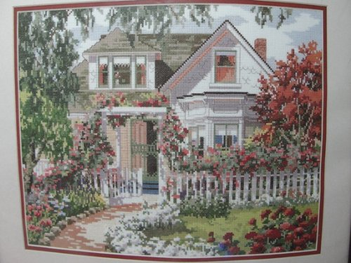 Summer Symphony - Bucilla Counted Cross-Stitch Kit #40925 by Bucilla -