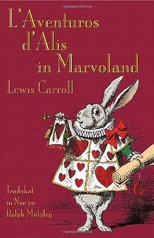 L'Aventuros D'Alis in Marvoland (Esperanto Edition) by Carroll, Lewis (2013) Paperback