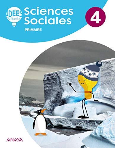 Sciences Sociales 4. Livre de l'élève (Idées Brillantes)