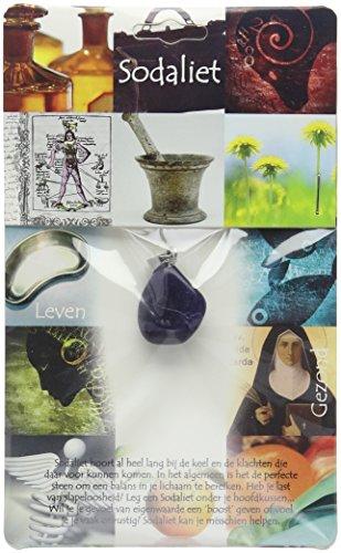 Steengoed sodalite cristalloterapia spirituale, pietra, colore: blu