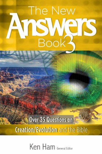 The New Answers Book 3 (English Edition)