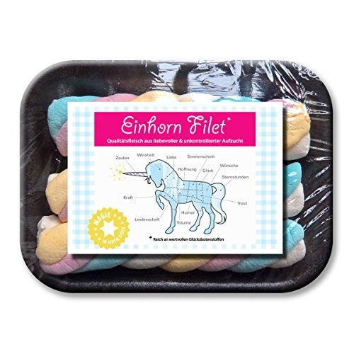 Einhorn-Filet zum Naschen