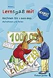 Rechnen bis 1 Million: Malnehmen und Teilen: LOGICO TRAINER Übungsbuch für die 4. Klasse (LOGICO TRAINER / Lernspiel mit Selbstkontrolle für Grundschulkinder und Vorschule)
