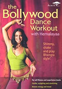 The Bollywood Dance Workout [Import anglais]