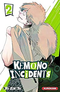 Kemono Incidents Edition simple Tome 2