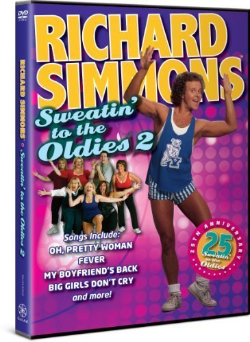 Richard Simmons - Sweatin' to the Oldies 2 by Gaiam - Fitness by E.H. Shipley - Simmons Richard Sweatin