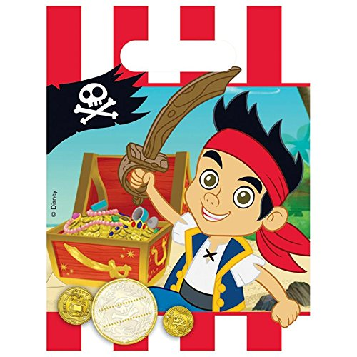 Jake und die Nimmerland Piraten 6 (Party Piraten Ideen)