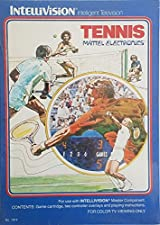 Tennis - Intellivision (GateFold Box International Version)