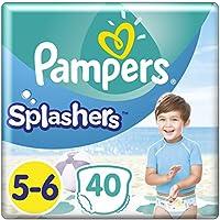 Pampers Splashers - taille 5-6-14 + kg - couches-culottes de ... La paquet de 10