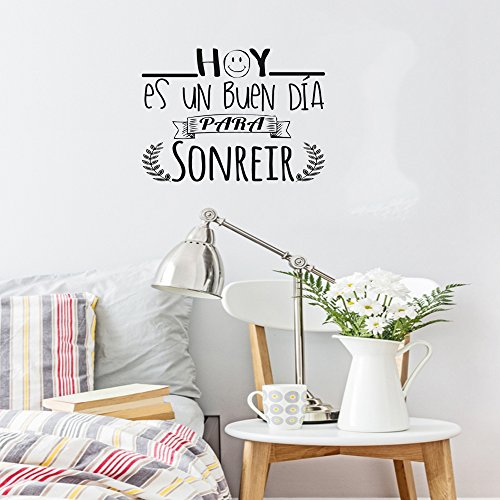 8402070605215 docliick - Pegatinas pared frases ...