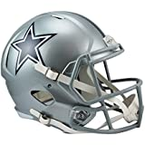 NFL Full Size Casco/Helmet Football Speed Réplica Dallas Cowboys