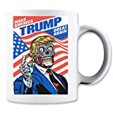 Donald Trump Make America Great Again USA Mug