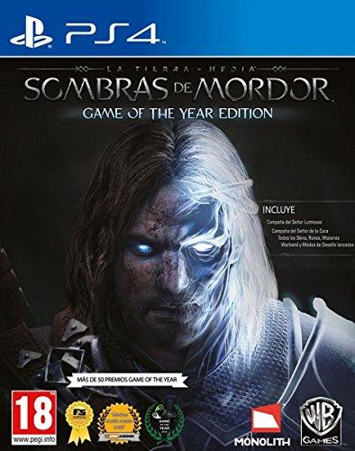La Tierra-Media: Sombras De Mordor - Game Of The Year