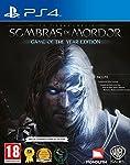 Sombras de Mordor GOTY PS4