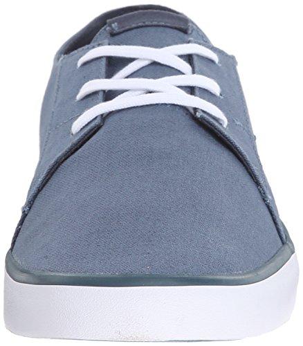 Volcom Lo Fi Shoe Grey Blue Blue
