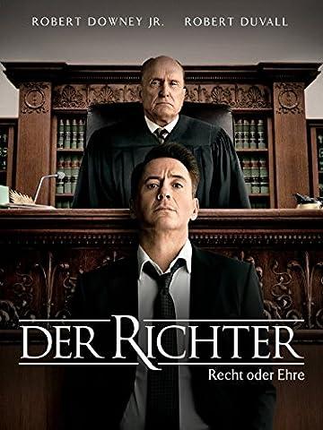 Der Richter - Recht oder Ehre [dt./OV] (Sherlock Holmes Films Robert Downey Jr)