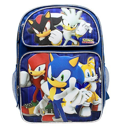 sonic-the-hedgehog-large-16-inches-backpack-sh28752-by-sonic