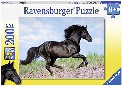 Ravensburger Beautiful Horse Puzzle (200 Piece) by Ravensburger       Beau  904497