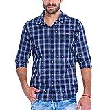 Mufti Cotton Shirt MFS-6353-B-18-GREY