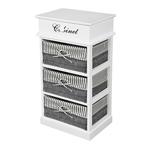 songmics-beside-table-chest-of-drawers-with-3-baskets-1-drawer-vintage-country-storage-cabinet-white