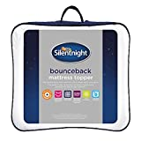Silentnight Bounceback Mattress Topper - Double